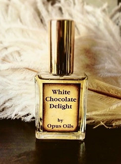 White Chocolate Delight 3.3 oz Bath and Body Oil