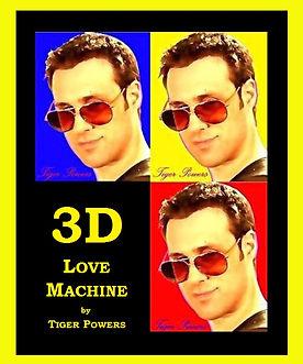 3D Love Machine Perfume by Opus Oils