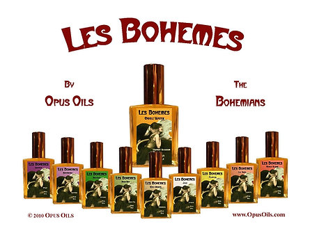 Les Bohemes Sample Pack (10)