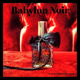 Babylon Noir Limited Edition 1 Dram Mini Parfum