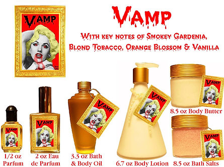 Vamp 1 Dram Eau de Toilette Roll-on