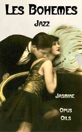 Jazz Perfume by Opus Oils