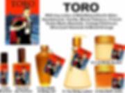 Toro Perfume by Opus Oils
