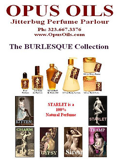 Burlesque Collection Sample Pack (6)