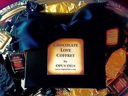 Chocolate Love Coffret by Opus Oils