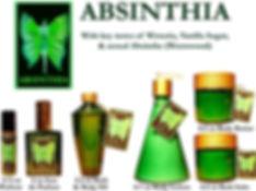 Absinthia Perfume by Opus Oils