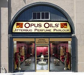 Opus Oils Jitterbug Perfume Parlour