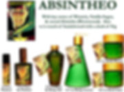 Absintheo Perfume by Opus Oils