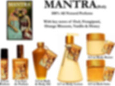 Mantra Perfume by Opus Oils