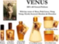 Venus Perfume by Opus Oils