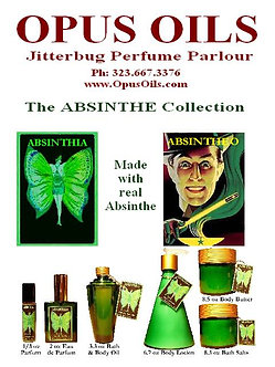 Absinthe Collection Sample Pack (2)