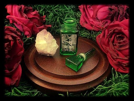 Artemis Perfume by Opus Oils