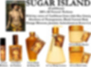 Sugar Island Perfume by Opus Oils