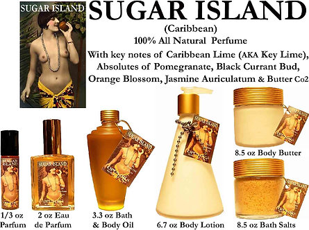 Sugar Island 1 Dram Eau de Toilette Roll-on