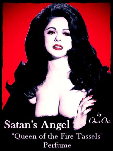Satan's Angel Perfume by Opus Oils