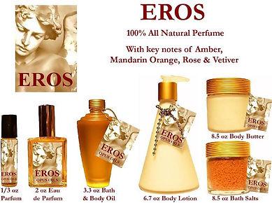 Eros Perfume by Opus Oils