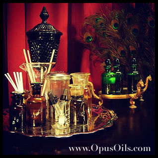 Opus Oils Artisan Perfume Supplies