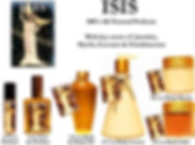 Isis Perfume by Opus Oils