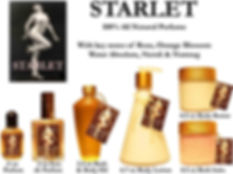 Starlet Perfume by Opus Oils