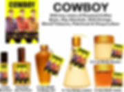 Cowboy Perfume by Opus Oils