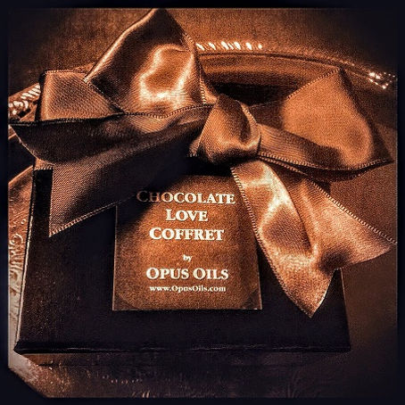 Chocolate Love Perfume Collection by Opus Oils