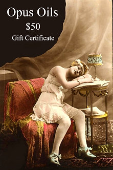 $50 Gift Certificate for only $40