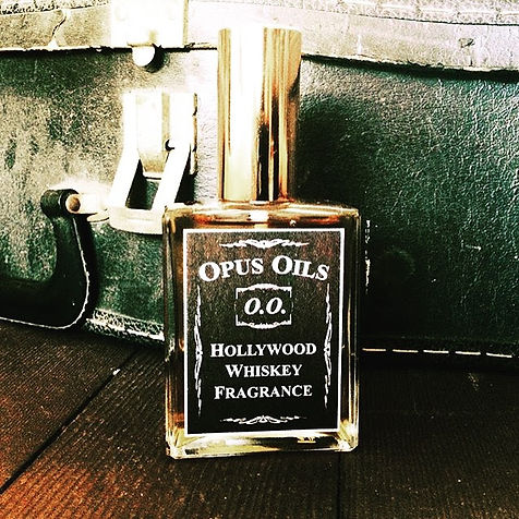 Hollywood Whiskey Perfume by Opus Oils
