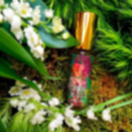 Spring Moss Perfume by Opus Oils