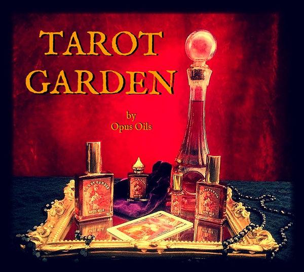 Tarot Garden Perfume by Opus Oils