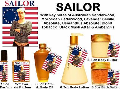 Sailor Perfume by Opus Oils