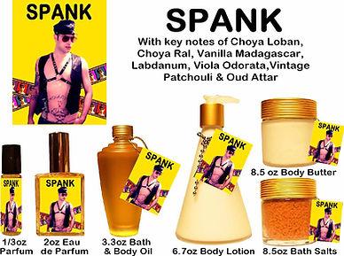Spank Perfume by Opus Oils