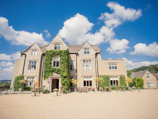 Kirsty and Ed's Heavenly Hyde House Wedding!