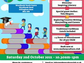 Diversity: Inspiring Creativity & Literacy!