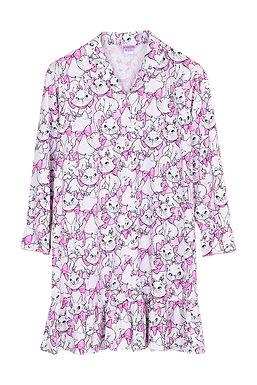 Disney Precious and puuurfect Marie_ Long Sleeve Dress
