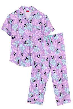 Mickey Go Thailand : Sawasdee Songkran _ Short Shirt With Long Pants