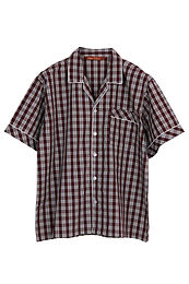 Anker Stubert  Classic 1264 _ Short Shirt With Long Pants