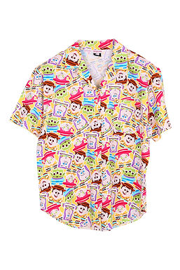 Toy Story Sticker _ Short Shirt With Short Pants