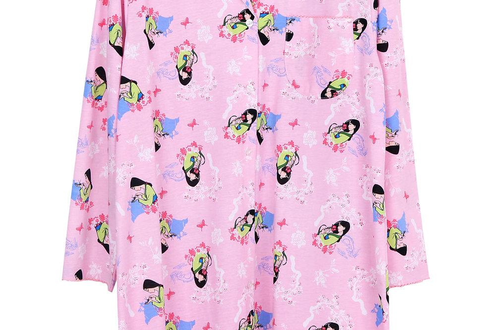 Mulan Courage Collection_Dress