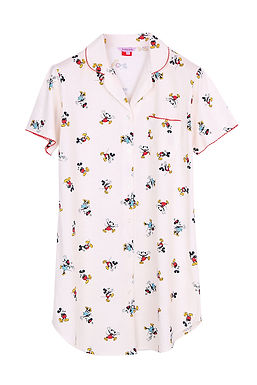 Mickey Mouse special Collection  Mickey-actart _ Short Sleeve Dress