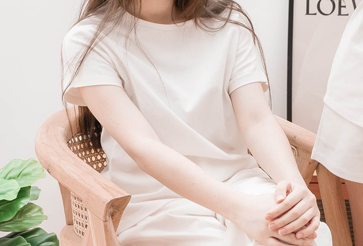 Josilins Super soft_T-Shirt With Long Pants