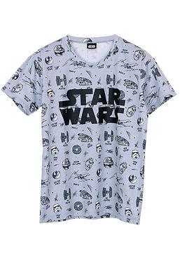 Starwars Sketch _ Short Shirt With Long Pants