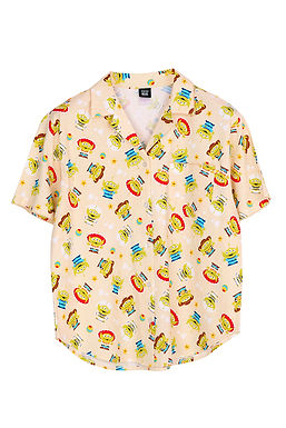 Toy Story Alien Remix _ Short Shirt With Long Pants