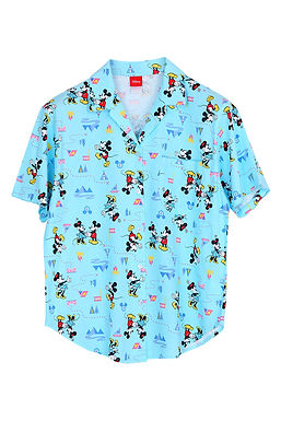 Mickey Mouse  journey_Short Shirt With Long Pants