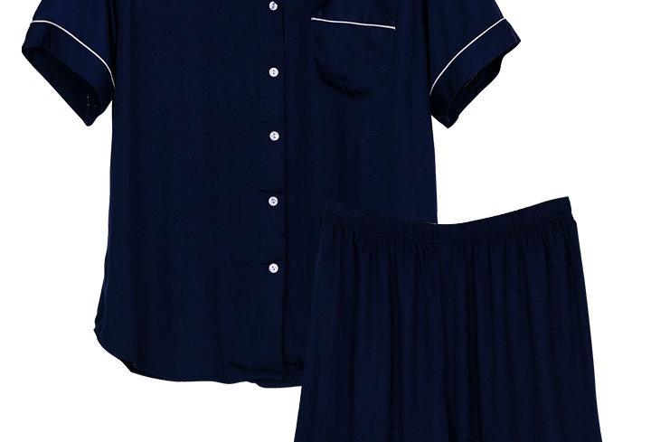 Josilins BamBoo _ Short Shirt With Short Pant