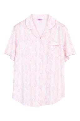 Josilins Bunny meadow  _ Short T-Shirt With Capri Pants (XL)