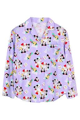 Tsum Tsum  Mickey&Friend  _ Long Shirt With Long Pants