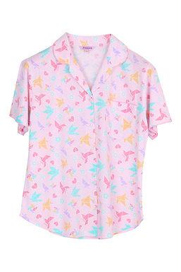 Josilins Origami Collection _ Short T-Shirt With Capri Pants