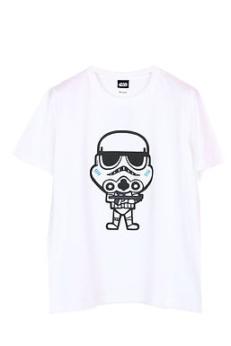 Star Wars Galaxy Driod Collection_Tee with Long Pants