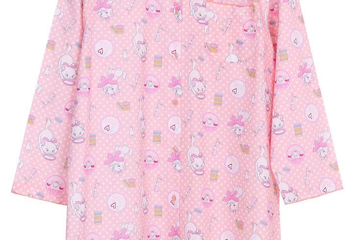 Marie Macaron2 _ Long Sleeve Dress