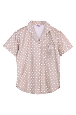 Josilins Embroidery Collection _ Short Shirt With Short Pants